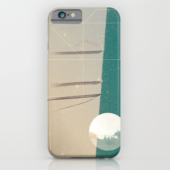 upside world iPhone & iPod Case
