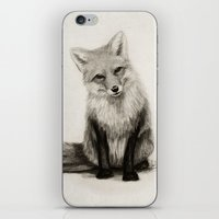 Fox Say What?! iPhone & iPod Skin
