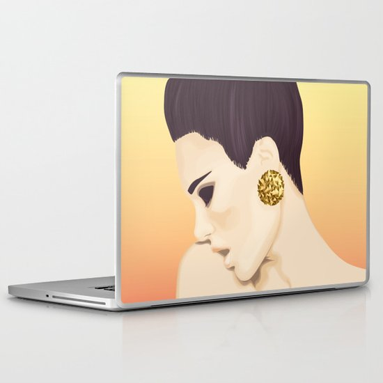 A Summer Dream Laptop & iPad Skin