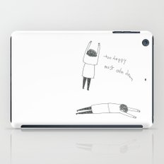too happy iPad Case