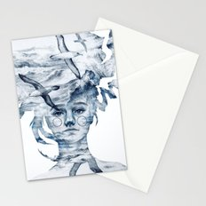 I am the sea and nobody owns me Stationery Cards