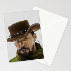 Django Unchained Stationery Cards