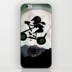 Halo Kid iPhone & iPod Skin