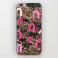 Horseshoes  iPhone & iPod Skin