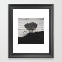 Harman Tree Framed Art Print