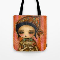 Cinderella's Way Out Of Misery Tote Bag