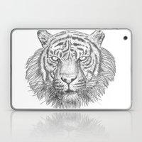The Tiger's head Laptop & iPad Skin