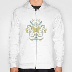 Butterfly Damask - Spring Mod Hoody