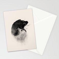 Polar Opposites  Stationery Cards