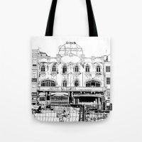 Porto III Tote Bag