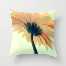 Flower in the spring Throw Pillow