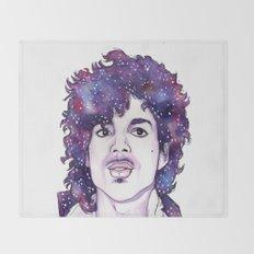 prince Throw Blanket