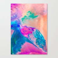 Bind Canvas Print