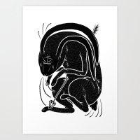 Untitled #6 Art Print
