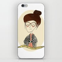 not a hipster iPhone & iPod Skin