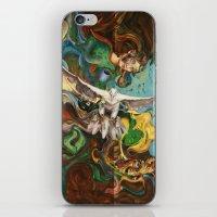 Freedom (original) iPhone & iPod Skin