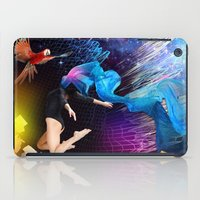 Ketamine Sky iPad Case