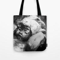 Cherub With Headdress Tote Bag