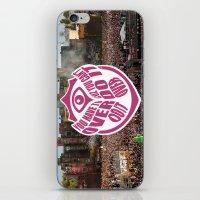 TomorrowWorld 2013 - Ove… iPhone & iPod Skin