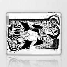 THE GREAT CORNHOLIO Laptop & iPad Skin