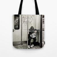 Keep Away Tote Bag