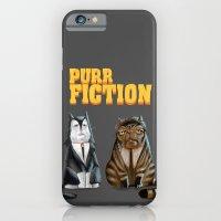 Purr Fiction iPhone 6 Slim Case