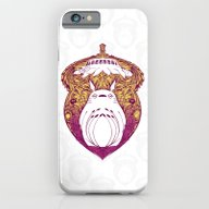 Forest Spirit Victoriana iPhone 6 Slim Case