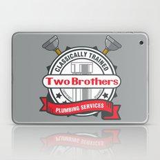 Two Brothers Plumbing Laptop & iPad Skin