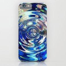 Water Element Ripple Pattern Slim Case iPhone 6s