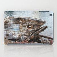 Fish Boat iPad Case