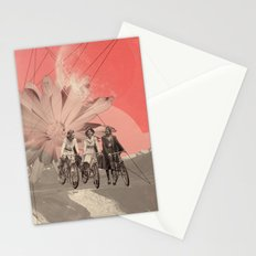 Les Femmes Stationery Cards
