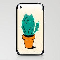 Cat-tus iPhone & iPod Skin