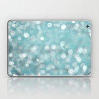 Aqua Bubbles Laptop & iPad Skin