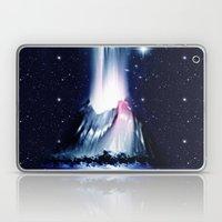 Eruption. Laptop & iPad Skin