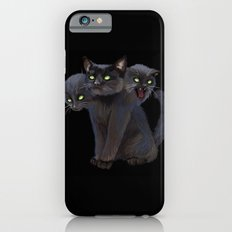 3 HEADED KITTY iPhone 6s Slim Case