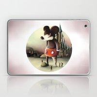 Mickey's Kingdom Laptop & iPad Skin