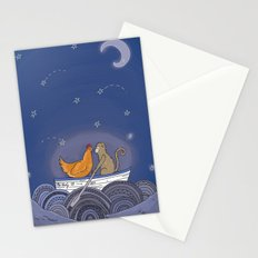 The Lady El Stationery Cards
