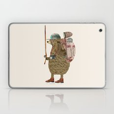 nature bear Laptop & iPad Skin