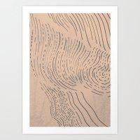 nevena Art Print