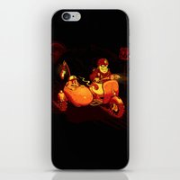 Route To Hell iPhone & iPod Skin