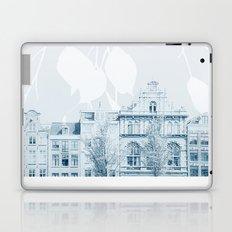 springtime in amsterdam Laptop & iPad Skin