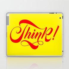 Think! Laptop & iPad Skin