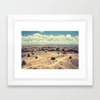 New Mexico 4 Framed Art Print