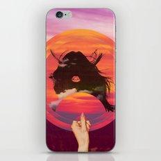 Set My Sun iPhone & iPod Skin