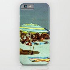 Beach, Wildwood, New Jersey iPhone 6 Slim Case