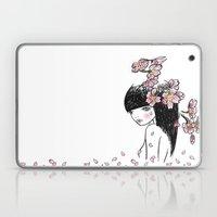Sakura Tears Laptop & iPad Skin