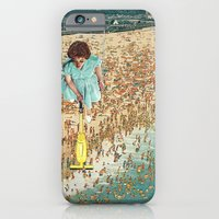 OCD Lady iPhone 6 Slim Case