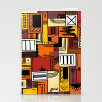 Autumn Stationery Cards