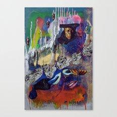 S H A M A N Canvas Print