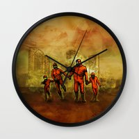 Smoglifter Wall Clock